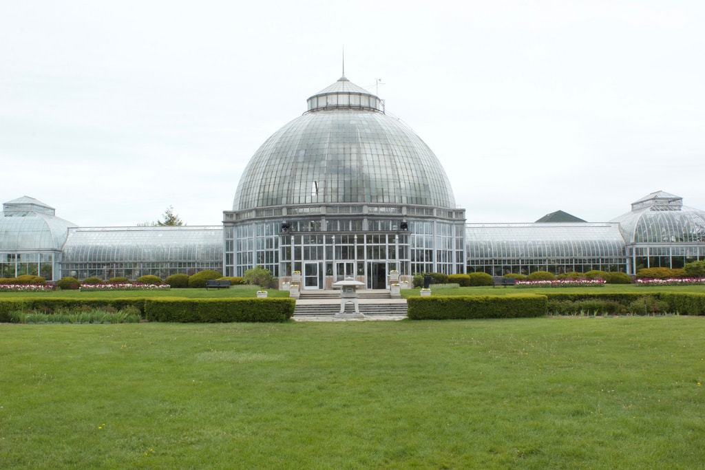 Westbury's Picks – Belle Isle Conservatory, Michigan
