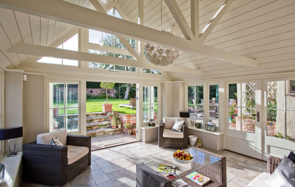 Gallery westbury garden rooms for Garden room designs