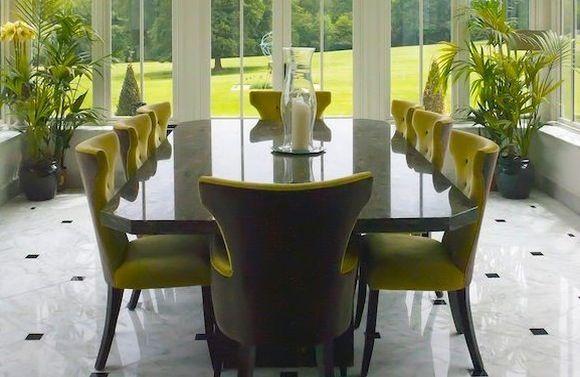 Jamie Hempsall Interiors - Garden Room Interior Design by Jamie Hempsall Ltd