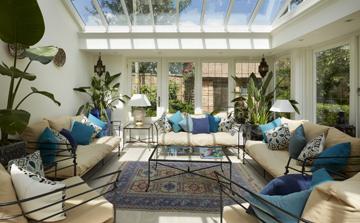 Orangery Conservatory Westbury Garden Rooms