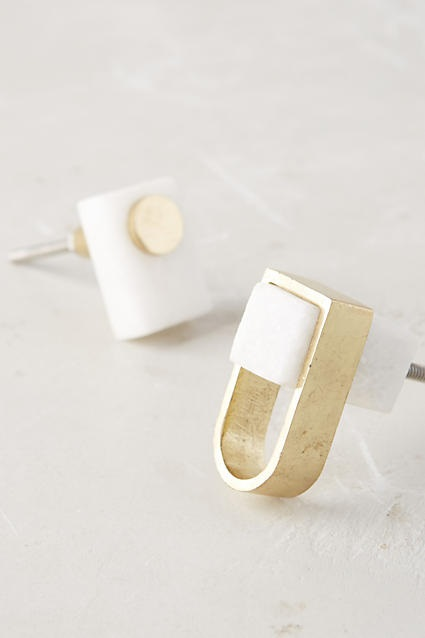 Arela drawer/cabinet knob from Anthropologie