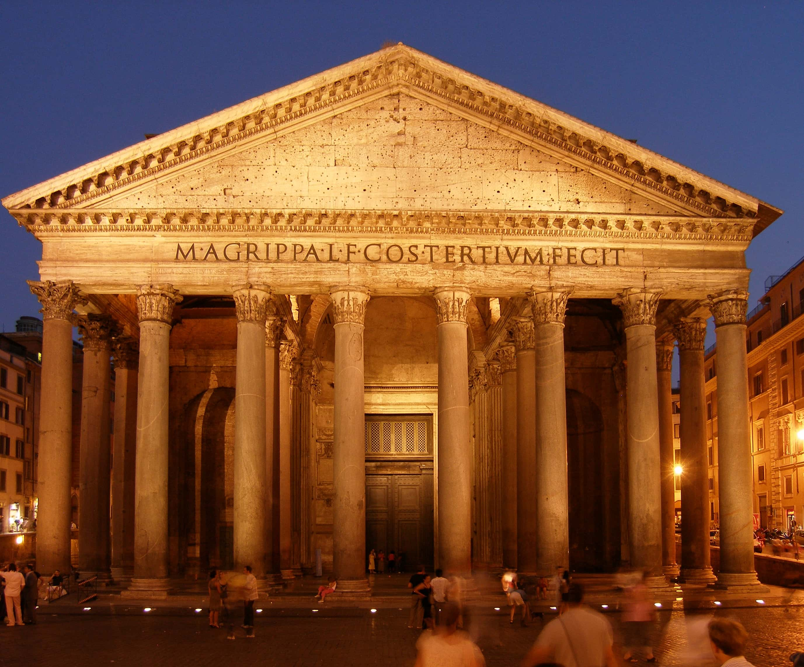Westbury's Pick: The Pantheon