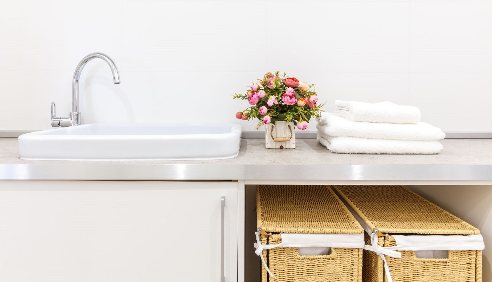 Practical advice: utility room ideas