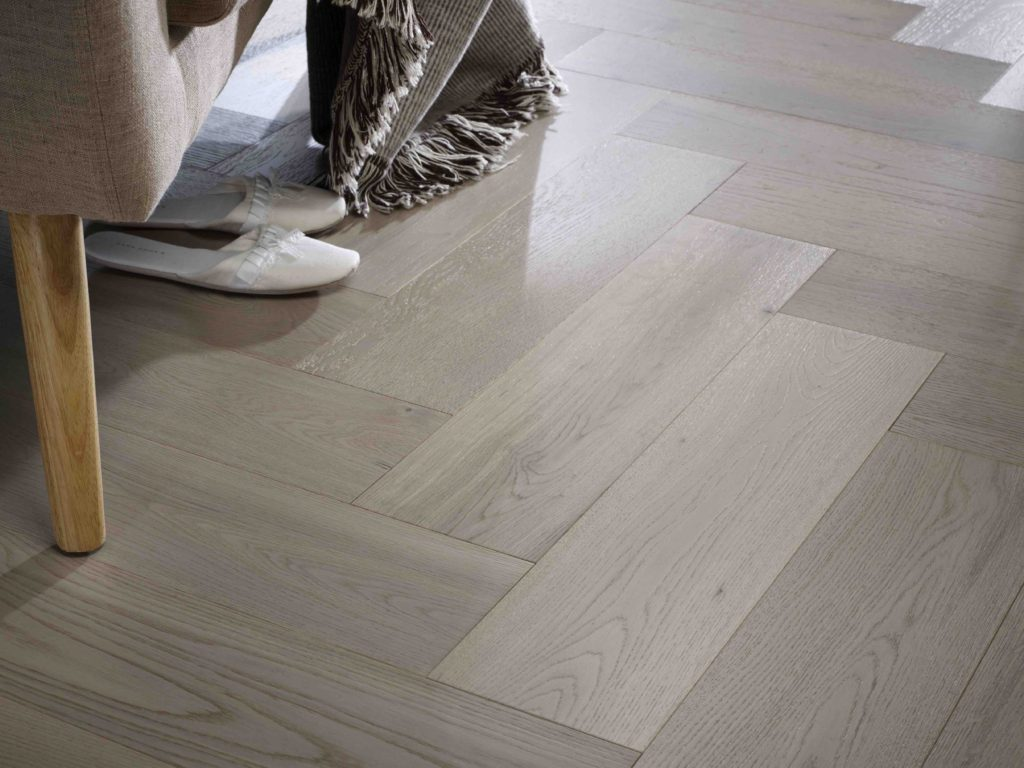Grey Parquet Flooring The Must Have Flooring Trend For