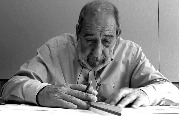 Alvaro Siza at work