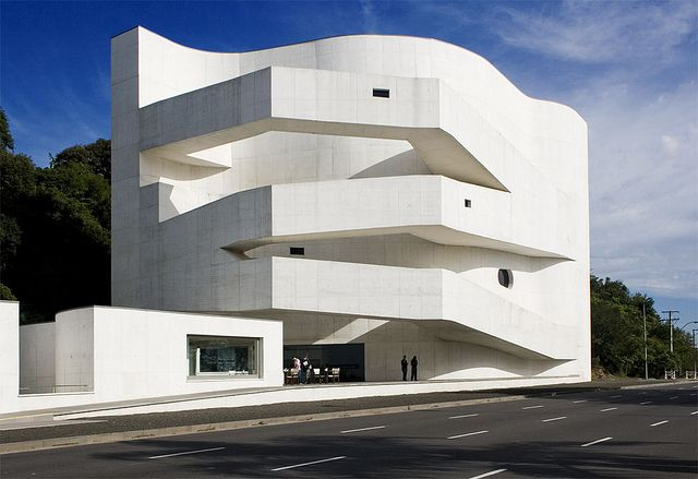 Example of Alvaro Siza's architecture