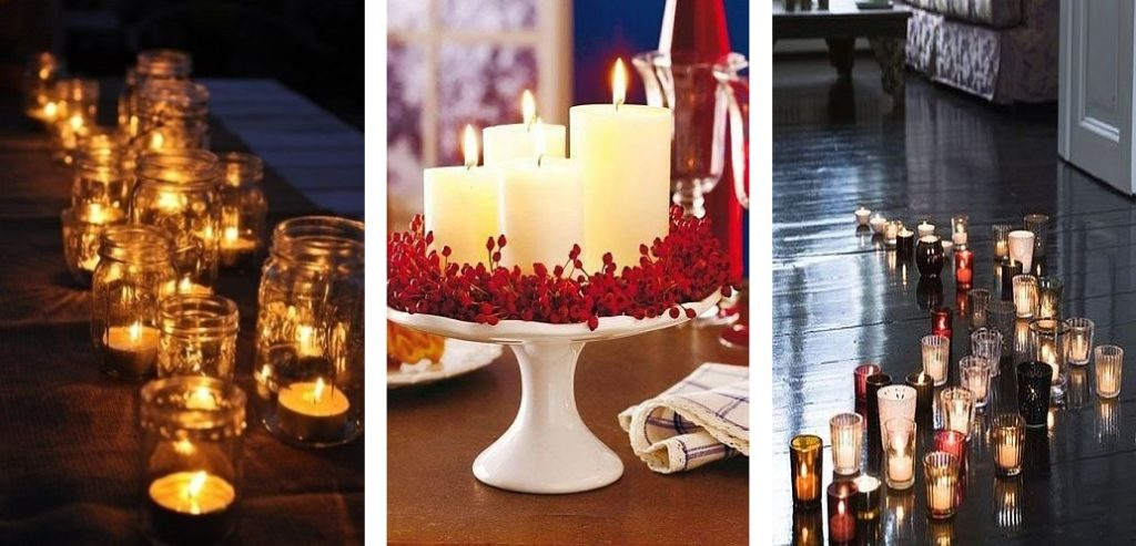 Assortment of Valentine's Day Lighting images