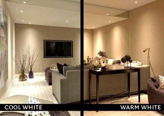 Cool vs Warm lighting