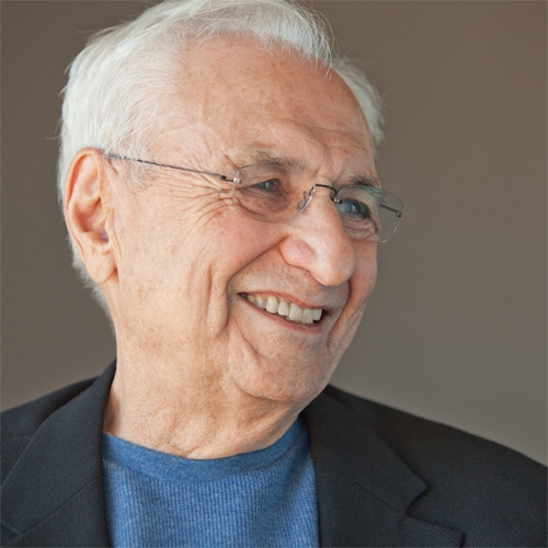 Architect Focus: Frank Gehry
