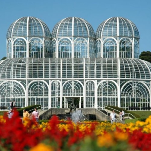 Westbury's Pick: Botanical Garden of Curitiba