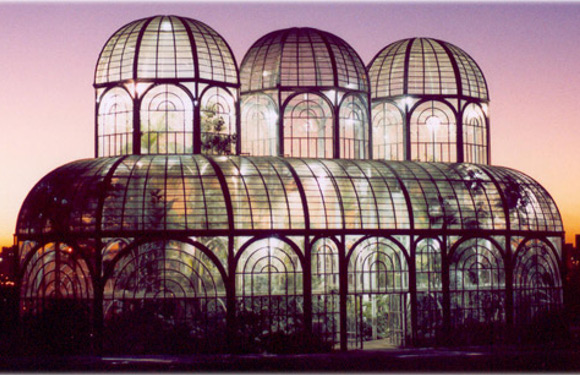 westbury pick - Botanical Garden of Curitiba