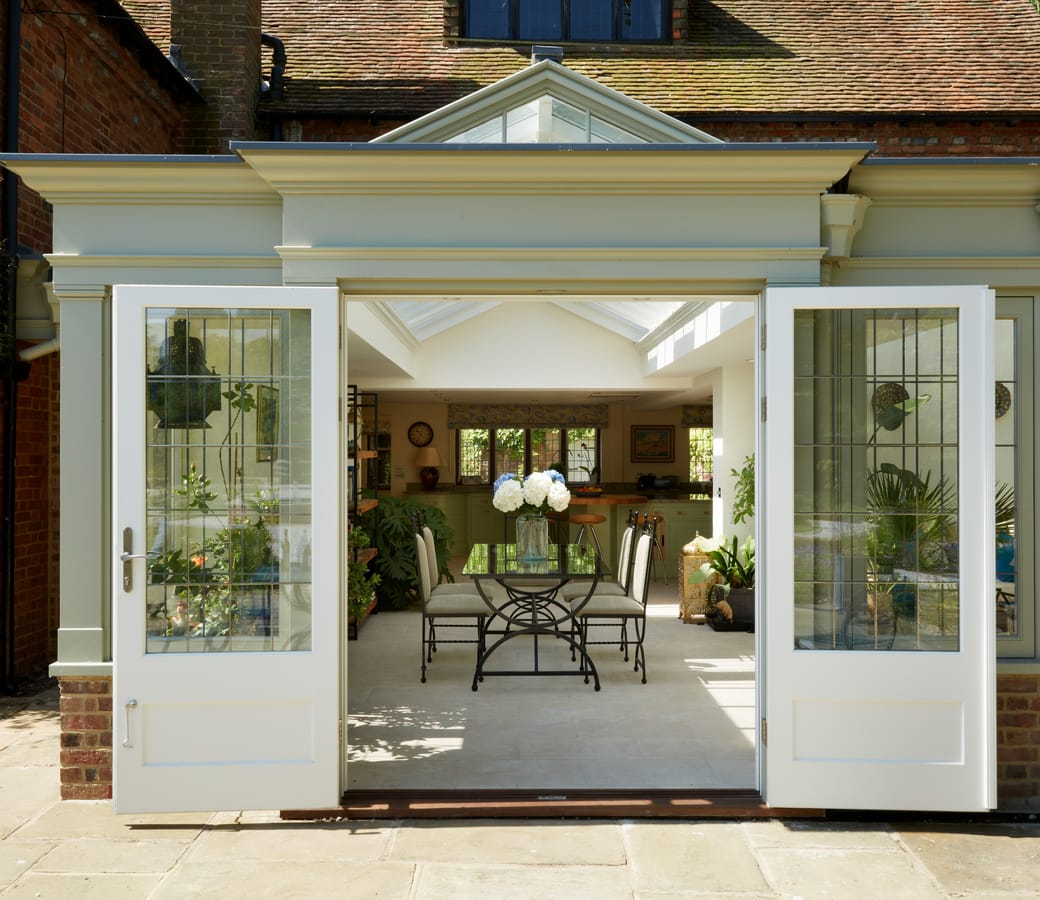Westbury Garden Rooms: Bright & Bohemian Orangery