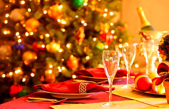 Top tips for Christmas dining and entertaining