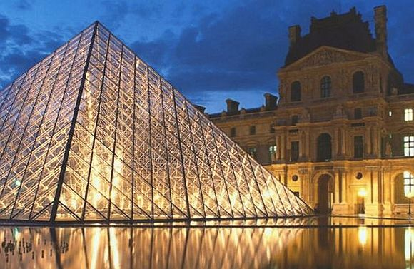 Westbury's Pick: The Louvre Pyramid