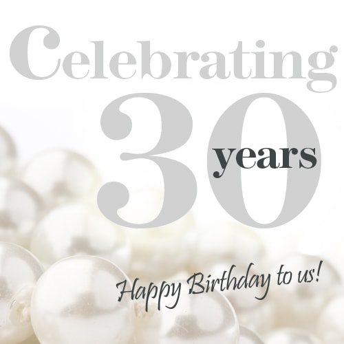 30th anniversary celebrations for Westbury