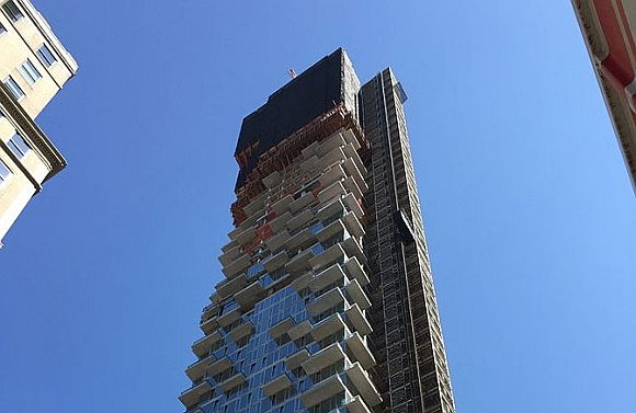 Westbury's Picks: The 'Jenga Tower'