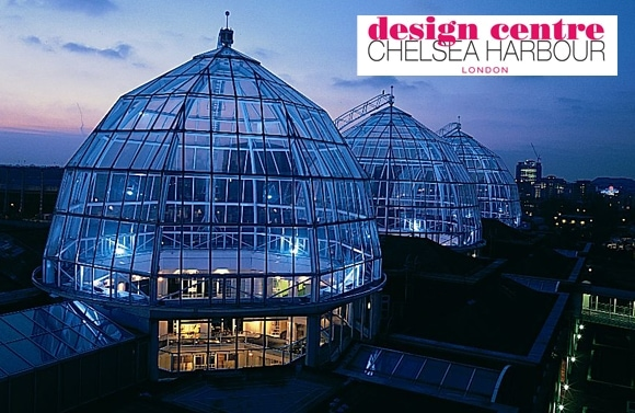 Westbury Garden Rooms visits the Design Centre, Chelsea Harbour