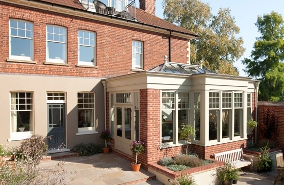 The History of the Orangery