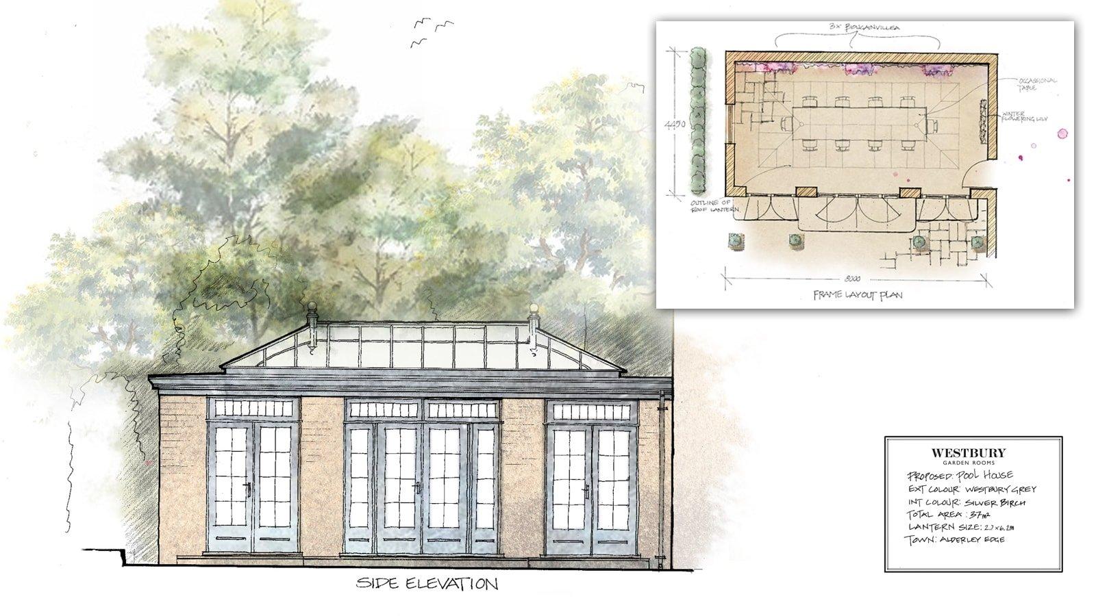 Design Drawing Alderley Edge