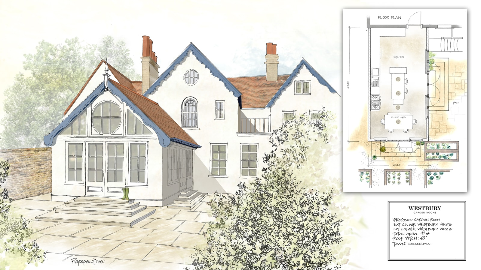 Design Drawing Coggeshall