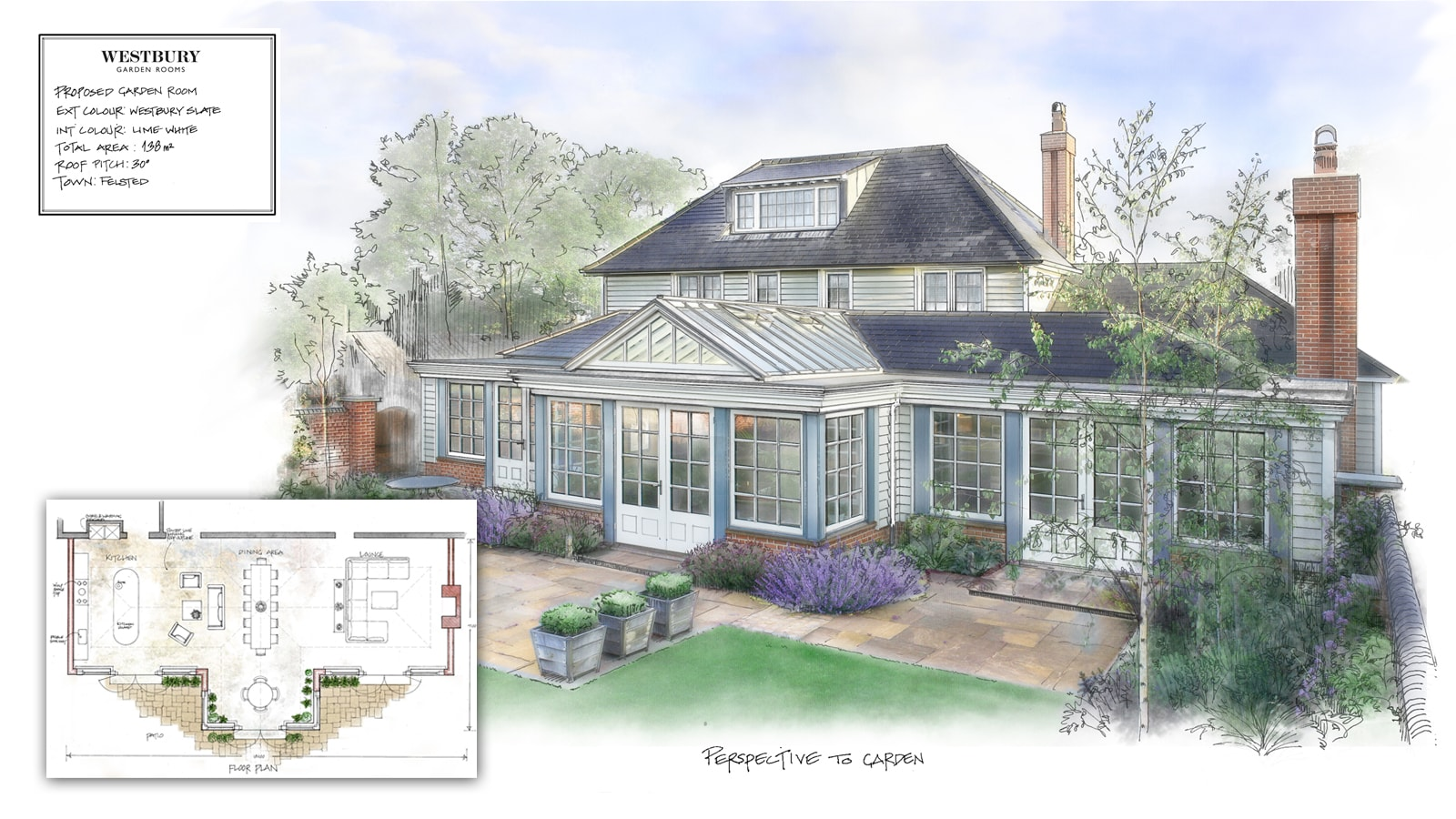 Design Drawing Felsted