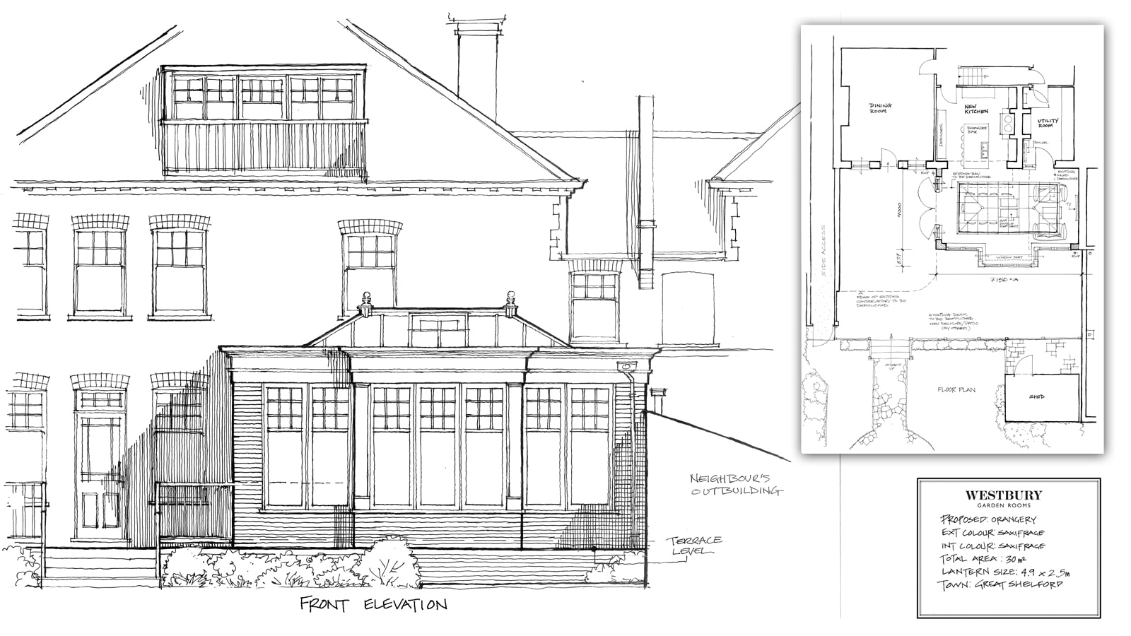 Design Drawing Great Shelford