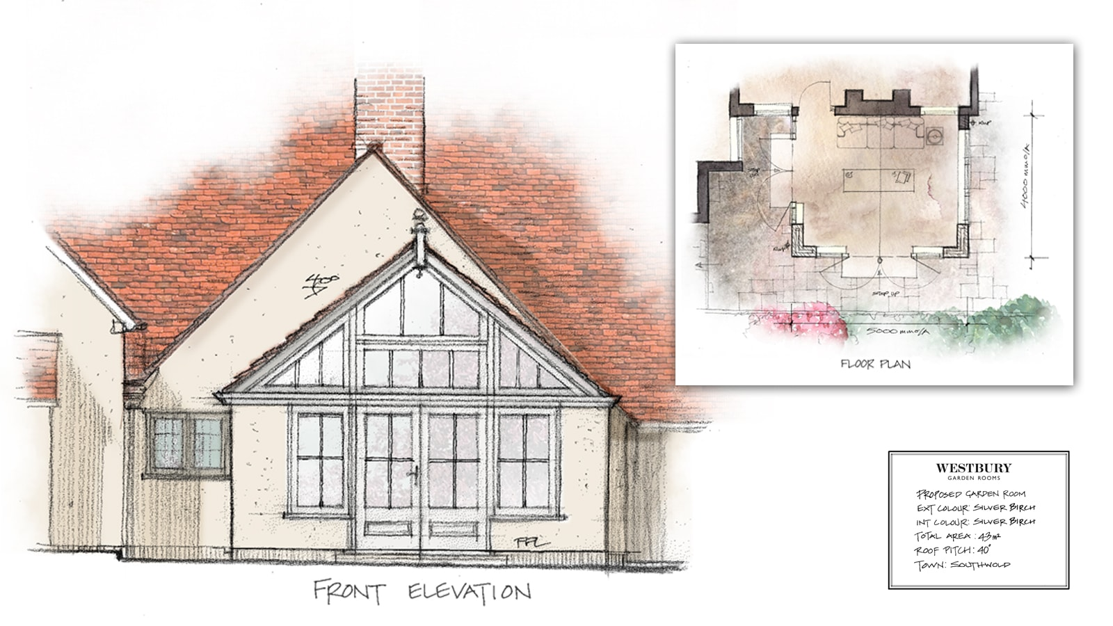 Design Drawing Southwold