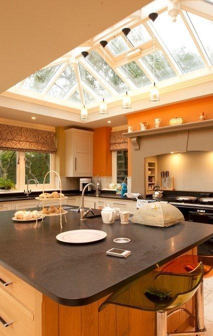 Kitchen Orangery