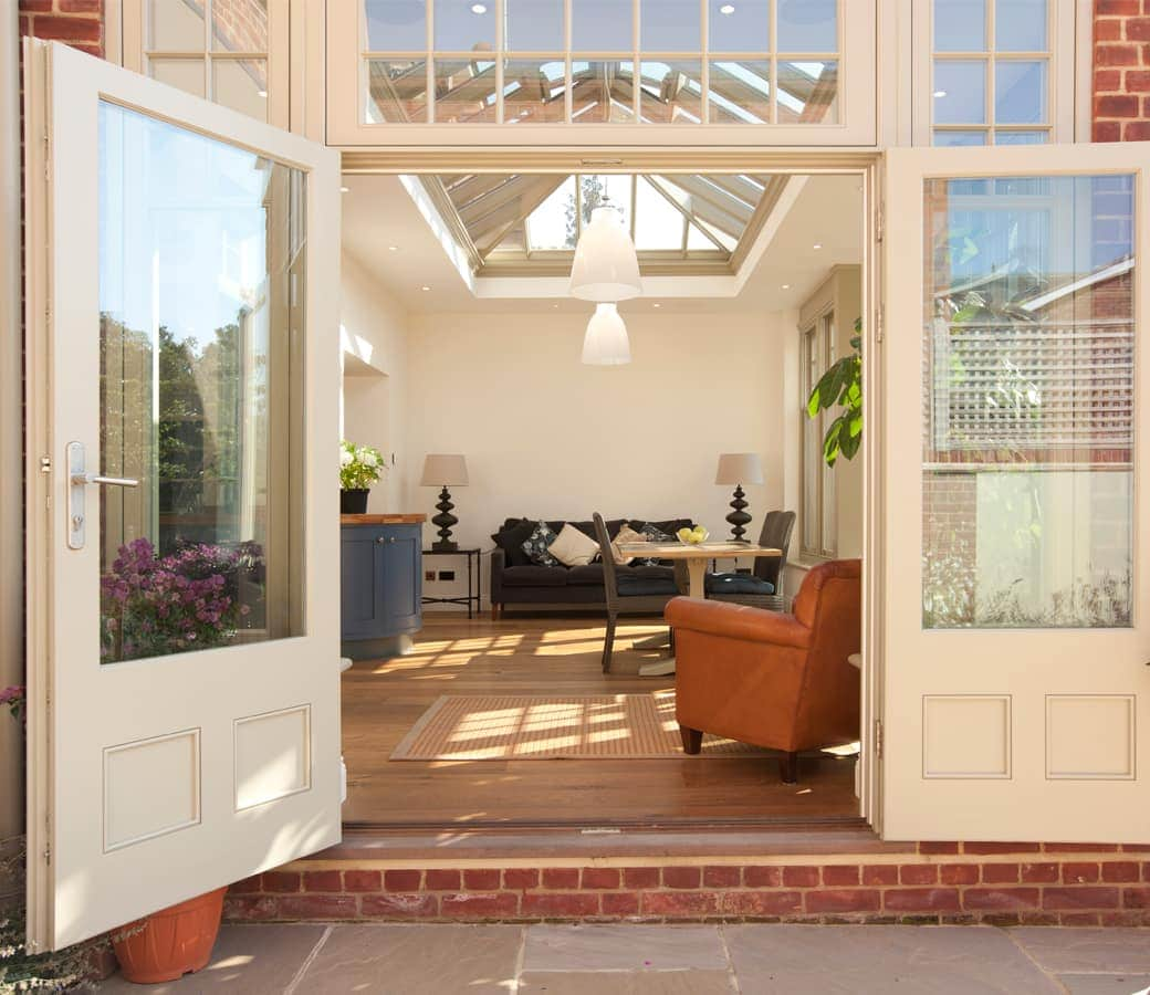 Westbury Garden Rooms: Spacious Orangery In Cambridgeshire