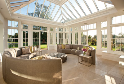 Westbury Garden Rooms – The Real McCoy