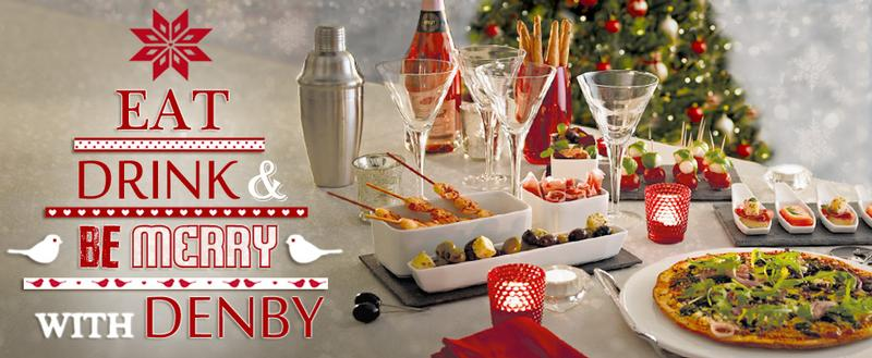 We Love… The Denby Christmas Shop