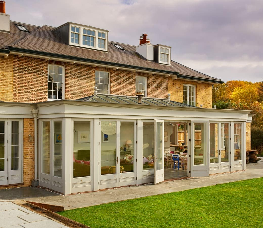 Westbury Garden Rooms: Light & Bright Villa Extension