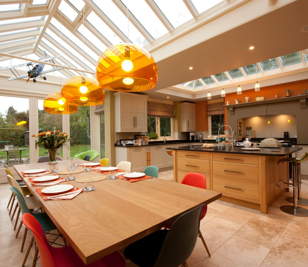 Westbury Garden Rooms: New Living Space & Kitchen Extension