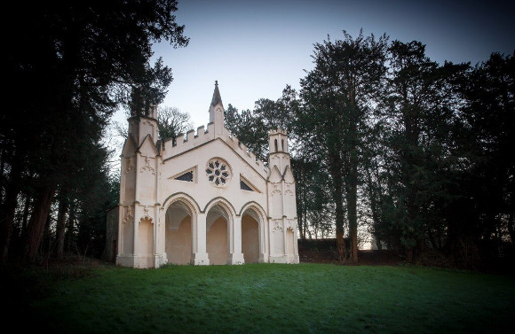 Westbury's Pick: Gothic Garden Temple