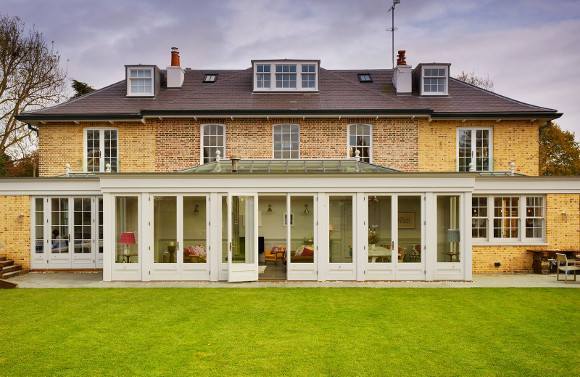Client Testimonial: A light & bright Georgian orangery extension
