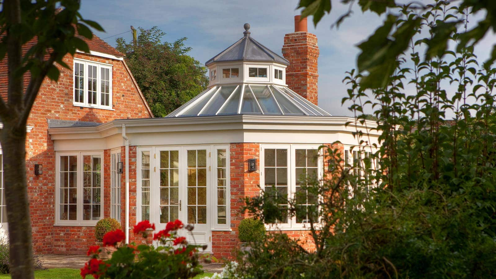 What does an orangery cost?