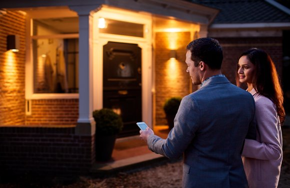 Incorporating smart lighting into your home & garden