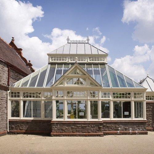Elegant Victorian Conservatory