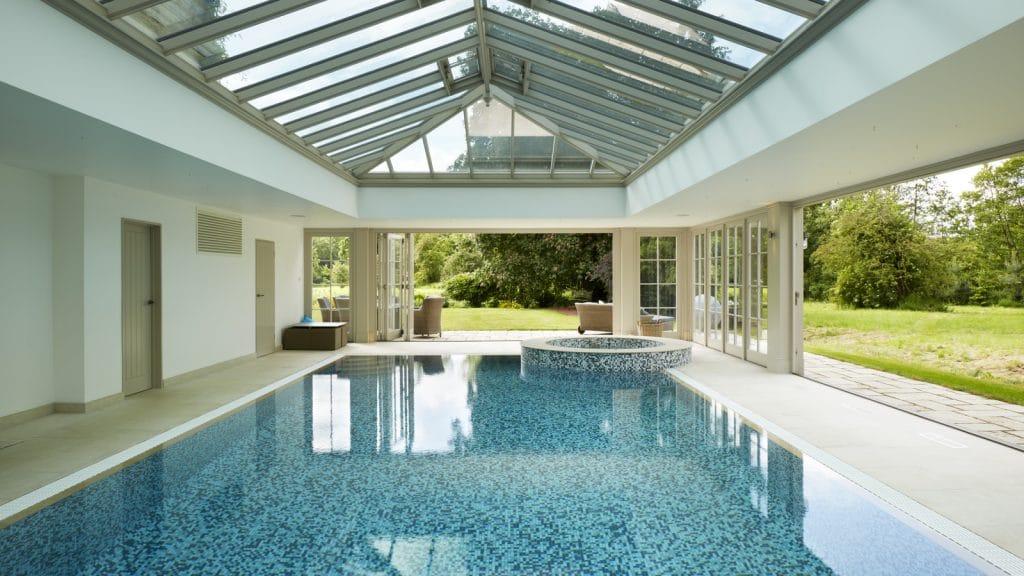 Bespoke Pool House | Westbury Garden Rooms