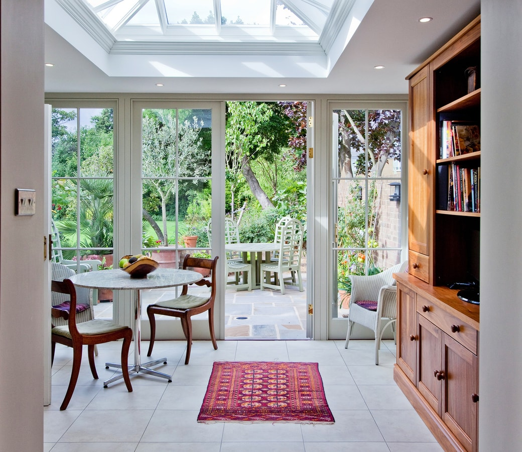 Westbury Garden Rooms: An Elegant Timber Orangery In The Suburbs