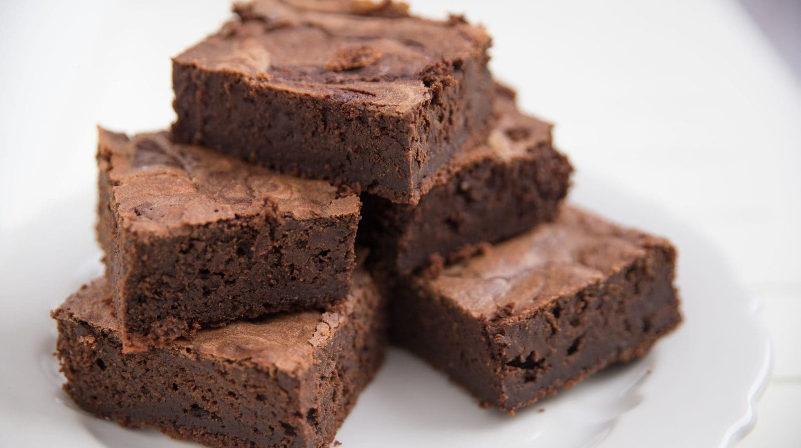 Agnes' gluten free chocolate brownies