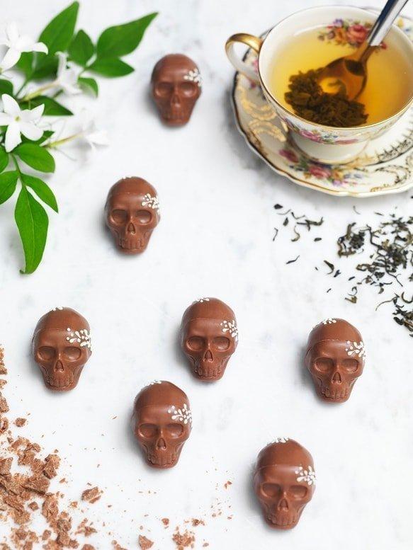 Diggles Chocolates - Skulls