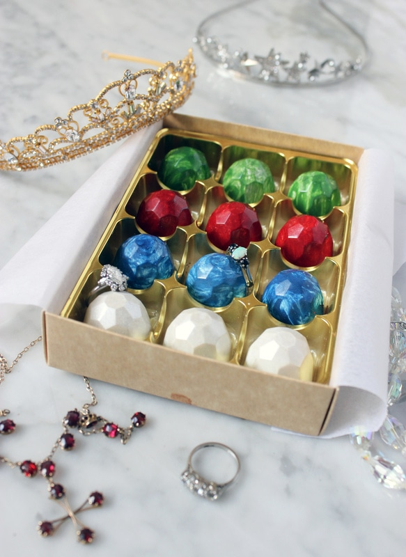 Diggles Chocolates - Crown jewel collection