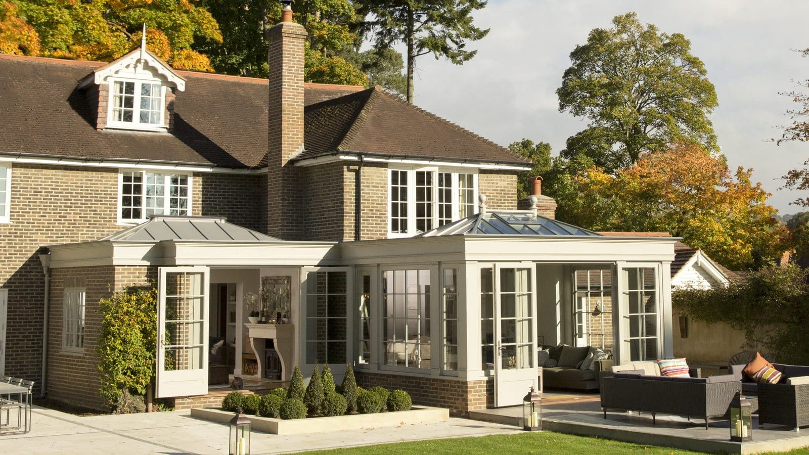 Your autumn garden room maintenance check list