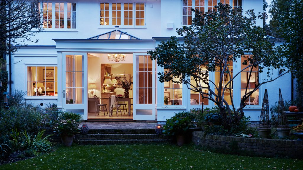 Orangery-outside-in-winter-lights-on