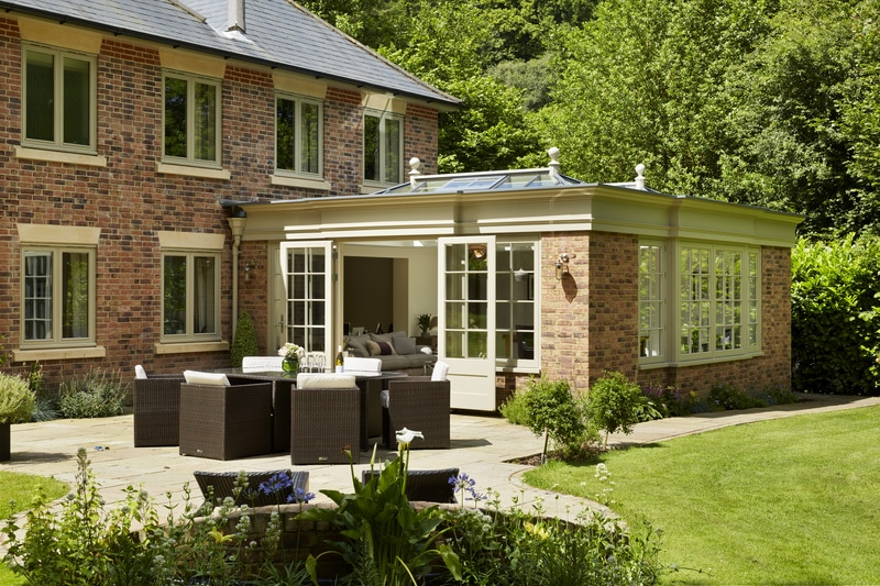 Make The Most Of Your Space With These Orangery Extension Ideas