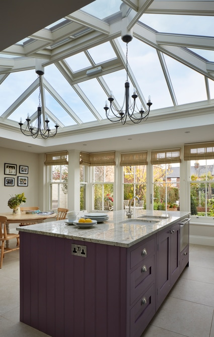 Kitchen Extension Orangery
