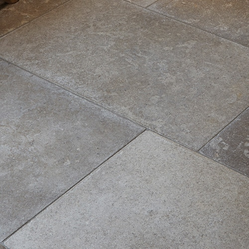 Langton Limetone Tumbled Stone Floor Tiles