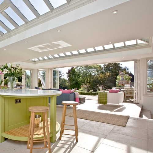 Orangery Pepworth Limestone Honed Stone Floor Tiles