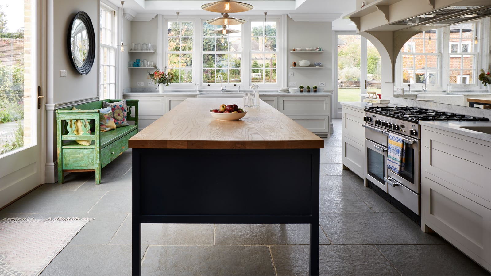 Introducing Westbury stone floors